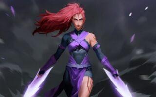 Личность для Anti-Mage добавлена в Dota 2