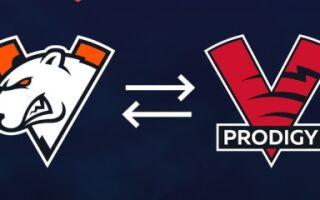 VP.Prodigy заменитVirtus.pro наOGA Dota PIT Season 2 | Dota 2