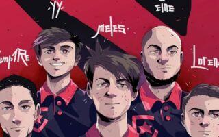 Eine, Lorenof и XSVamp1re вошли в новый состав Gambit | Dota 2