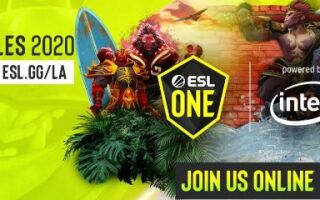 Virtus.pro и Team Spirit — в верхней сетке ESL One Los Angeles 2020 Online. Итоги группового этапа | Dota 2