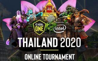 Quincy Crew и CR4ZY сыграют на ESL One Thailand | Dota 2