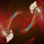 whirling axes melee