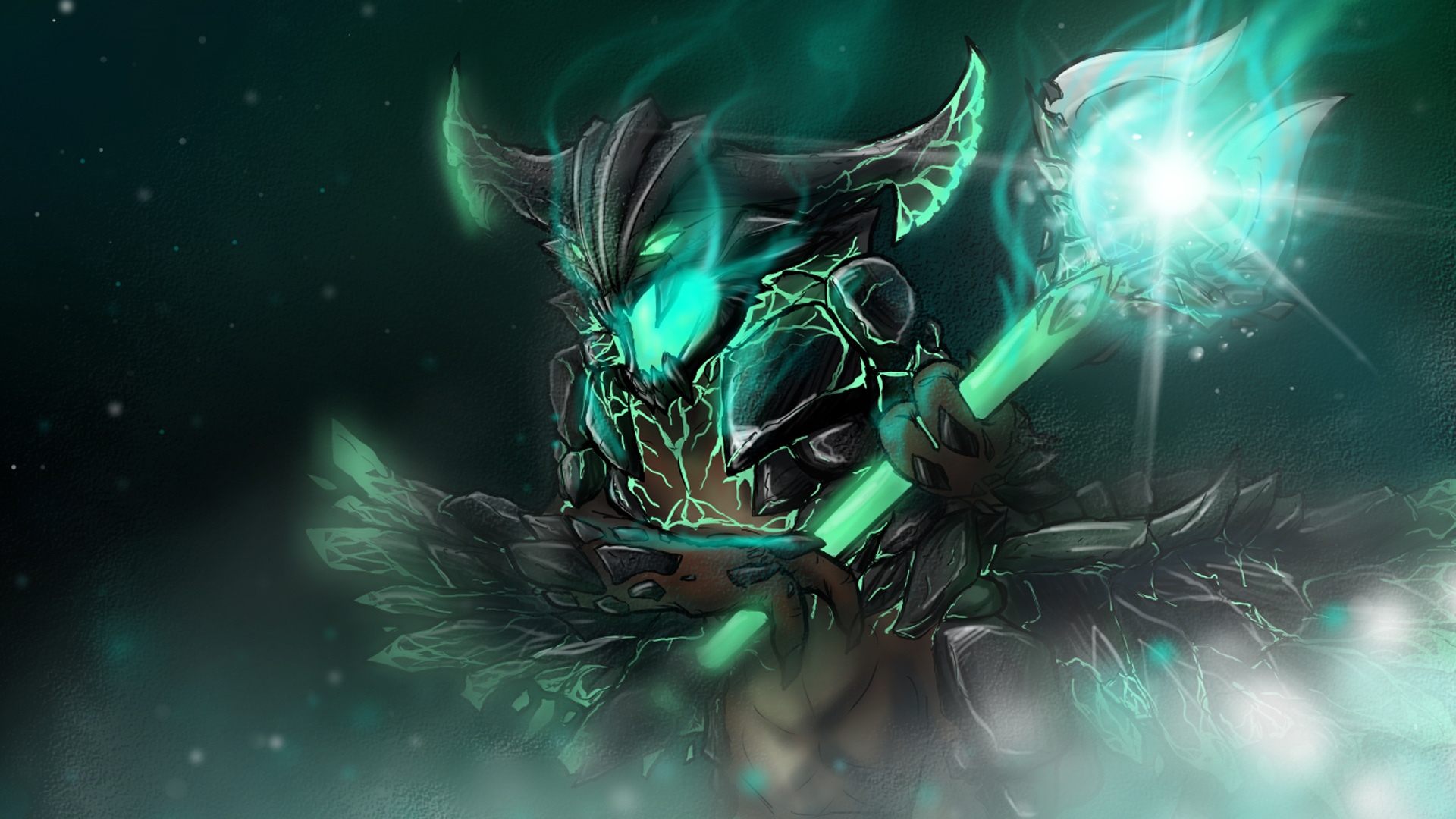 Outworld Devourer Dota 2 гайд