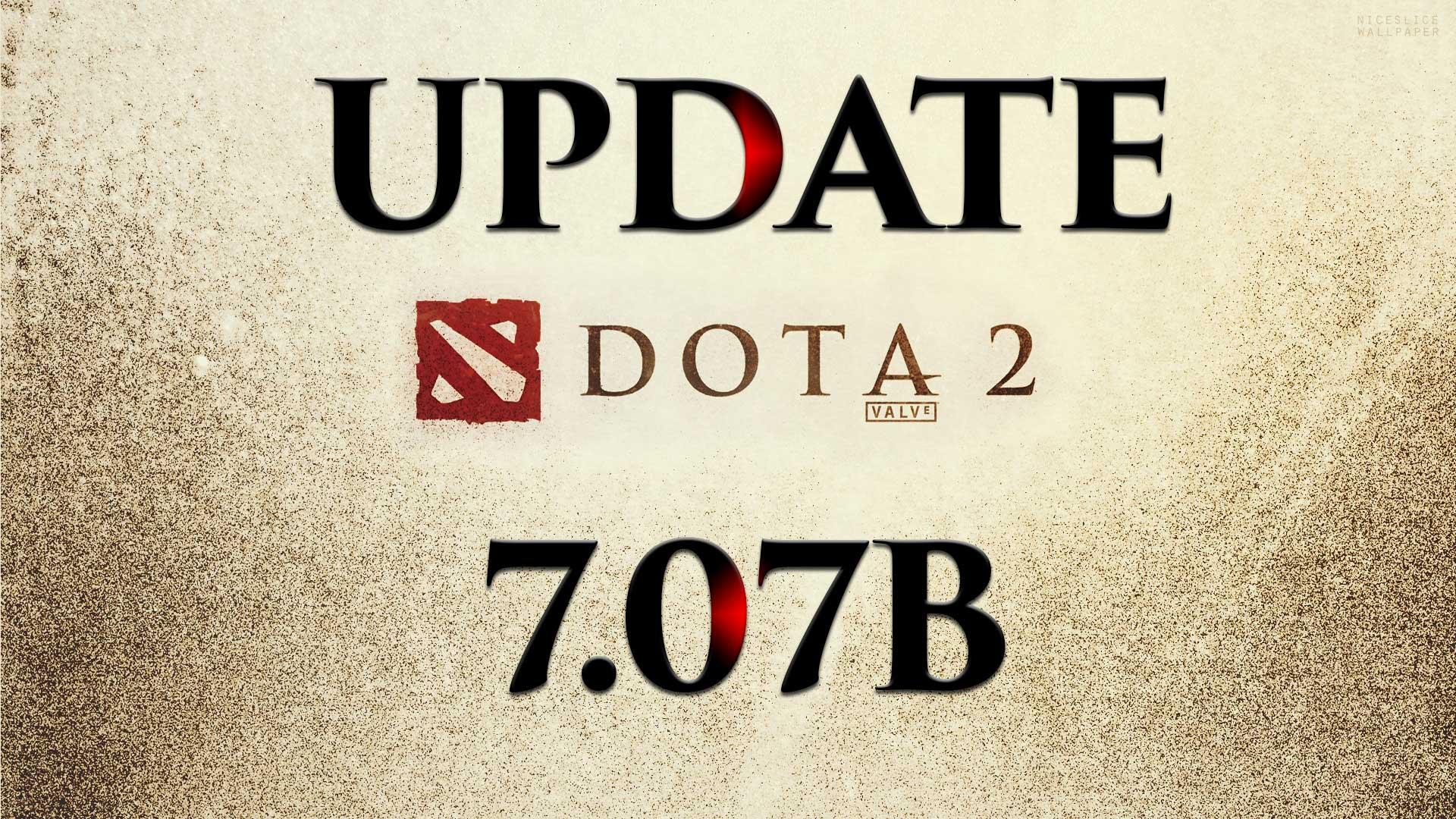 Update 7.07b