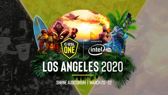 Invictus Gaming, Royal Never Give Up и EHOME вышли на ESL One Los Angeles 2020 от Китая | Dota 2
