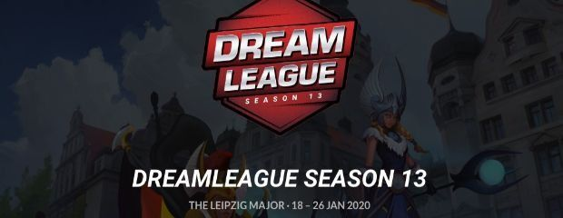 Na'Vi, Gambit, VP и Spirit разыграют два слота на DreamLeague Season 13 Major | Dota 2