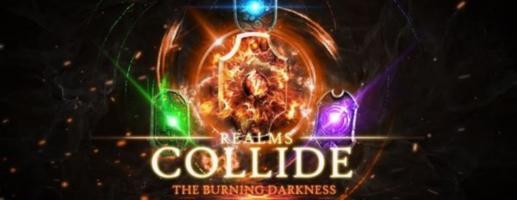 Realms Collide: The Burning Darkness — Превью турнира | Dota 2