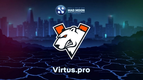 Virtus.pro приглашена на WePlay! Tug of War: Mad Moon | Dota 2